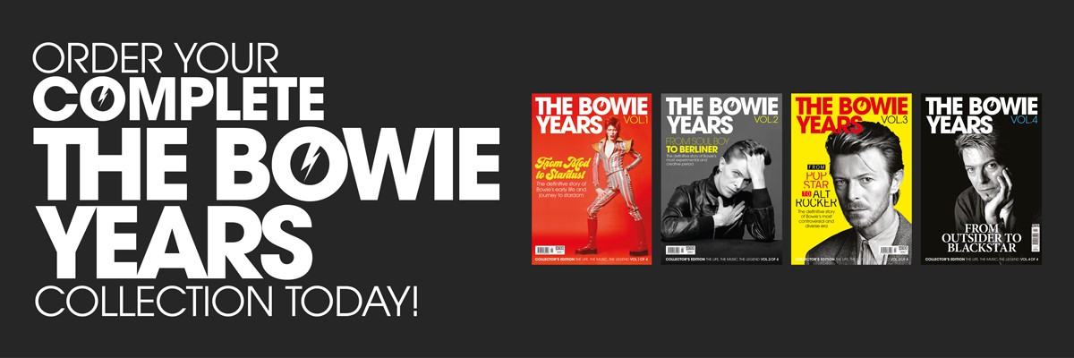 The Bowie Years Collection