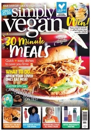 Simply Vegan #11 (April 2019)