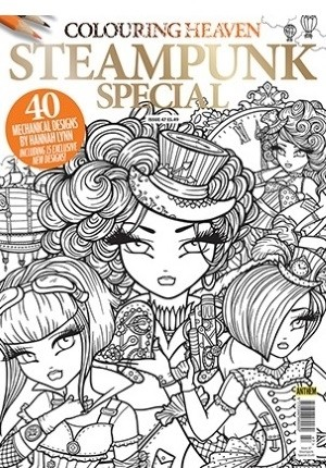 Colouring Heaven Special Editions
