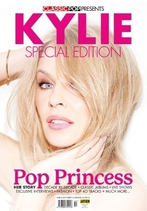 Kylie - Special Edition - Cover 2