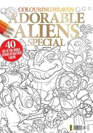 #48: Adorable Aliens Special