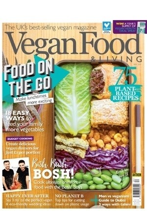 Vegan Food & Living #34: (May 2019)