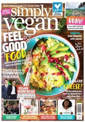 Simply Vegan #13 (June 2019)