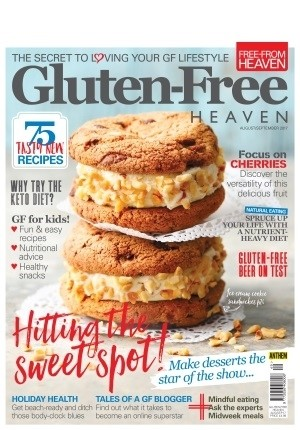 Gluten-Free Heaven #49 (Aug/Sep 2017)