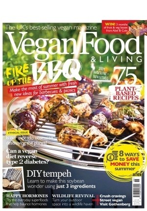 Vegan Food & Living #36: (July 2019)
