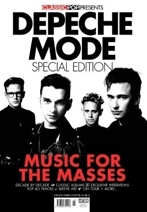 Depeche Mode - Special Edition - Cover 1