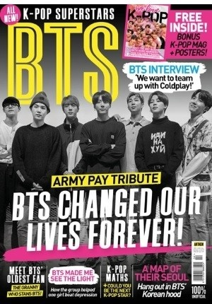 K-Pop Superstars: BTS (Volume 4)