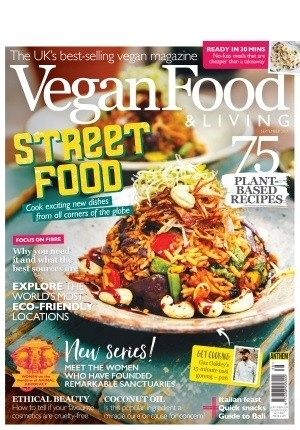 Vegan Food & Living #38: (September 2019)