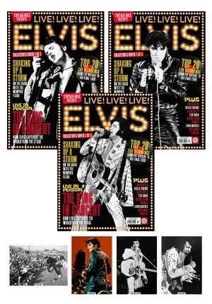 Elvis Collector's Edition Fan Pack