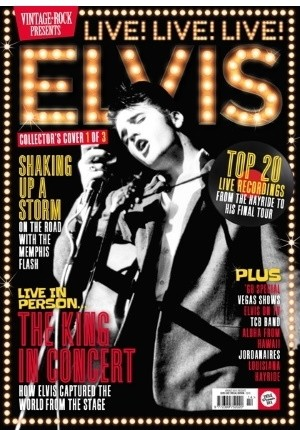 Elvis Collector's Edition (Cover 1)
