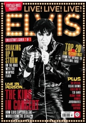 Elvis Collector's Edition (Cover 2)