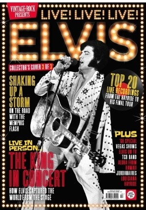 Elvis Collector's Edition (Cover 3)