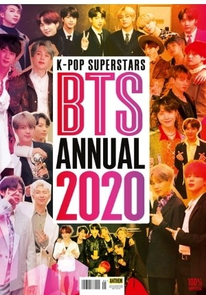 K-Pop Superstars: BTS Annual 2020