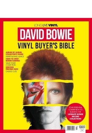 David Bowie, Vinyl Buyer's Bible
