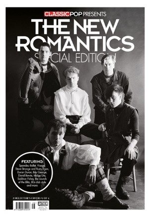 The New Romantics - Special Edition - Cover 1