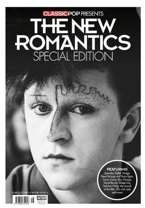 The New Romantics - Special Edition - Cover 2