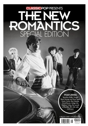 The New Romantics - Special Edition - Cover 3