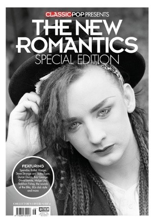 The New Romantics - Special Edition - Cover 4