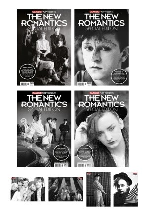 The New Romantics - Special Edition - Complete Fan Pack
