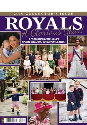 The Royals Annual: A Glorious Year 2019