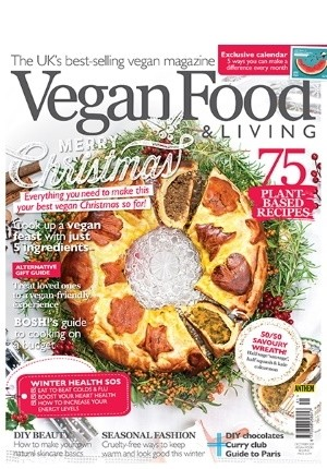Vegan Food & Living #41: (December 2019)
