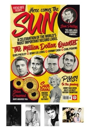 Sun Records Fan Pack