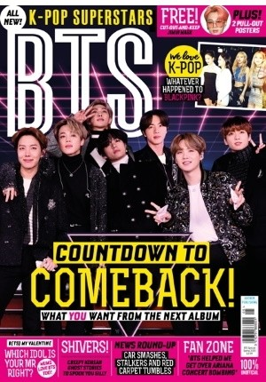 K-Pop Superstars: BTS (Volume 6)