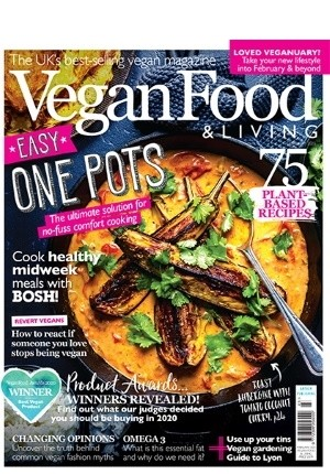 Vegan Food & Living #43 (February 2020)