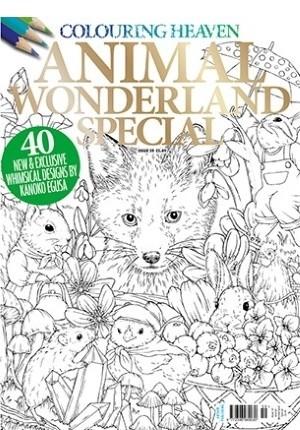 Colouring Heaven Animal Wonderland Special Kanoko Egusa