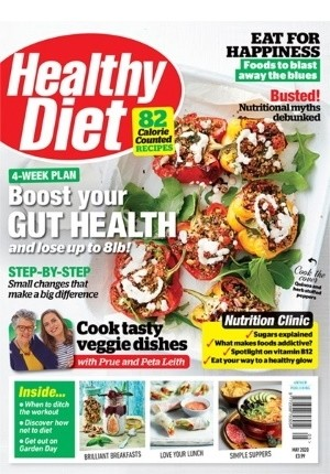 Healthy Diet #39 (May 2020)