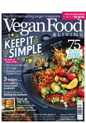 Vegan Food & Living #47 (June 2020)