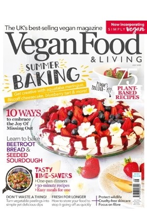 Vegan Food & Living #48 (July 2020)