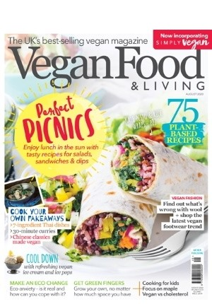 Vegan Food & Living #49 (August 2020)