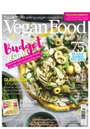 Vegan Food & Living #50 (September 2020)