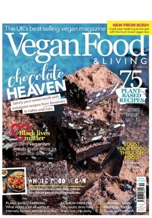 Vegan Food & Living #51 (October 2020)