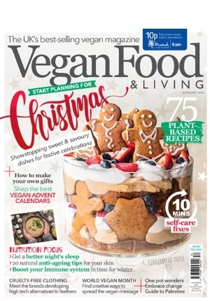 Vegan Food & Living #52 (November 2020)