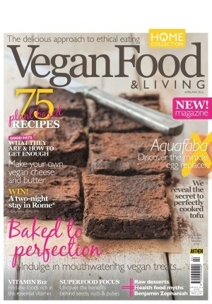 Vegan Food & Living (Spring 2016)