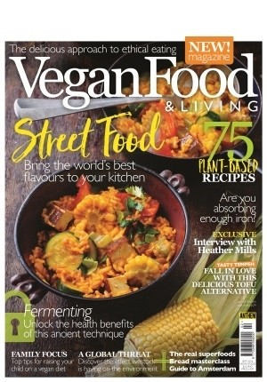 Vegan Food & Living #2 (September 2016)