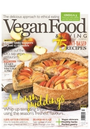 Vegan Food & Living #3 (October 2016)