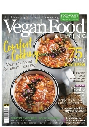 Vegan Food & Living #4 (November 2016)