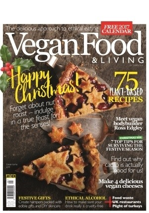 Vegan Food & Living #5 (December 2016)