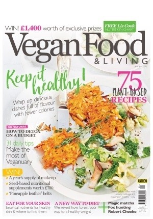 Vegan Food & Living #6 (January 2017)