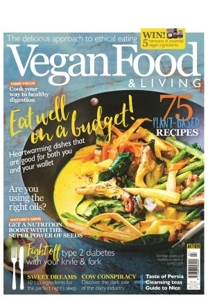 Vegan Food & Living #7 (February 2017)