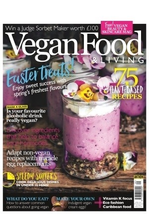 Vegan Food & Living #9 (April 2017)