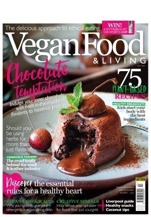 Vegan Food & Living #10 (May 2017)