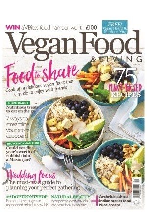 Vegan Food & Living #11 (June 2017)