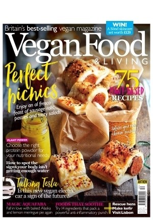 Vegan Food & Living #12 (July 2017)