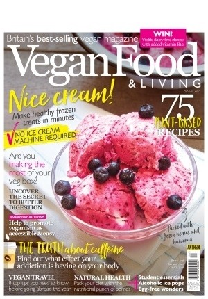 Vegan Food & Living #13 (August 2017)