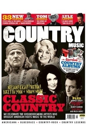Country Music digital edition