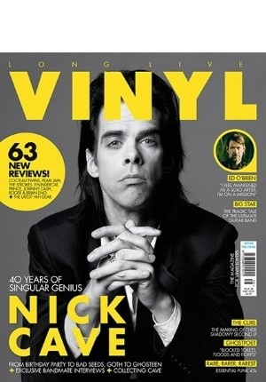 Long Live Vinyl digital edition